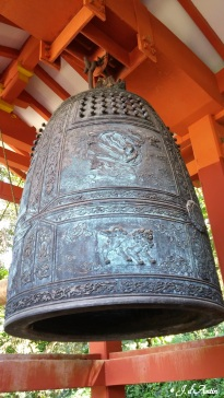 Byodo-in Bell